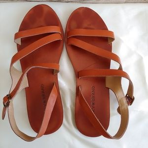 Lucky Brand Strappy Sandals LK-FASTT, size 7.5